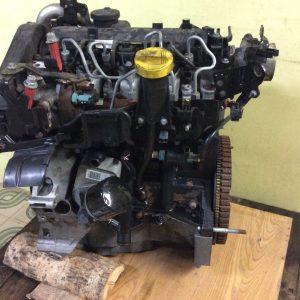 Renault Kangoo 1.5dci. 66kw. Variklis.,K9KH8