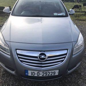 Opel Insignija 2010m.2.0D. Visas dalimis.+37063595900