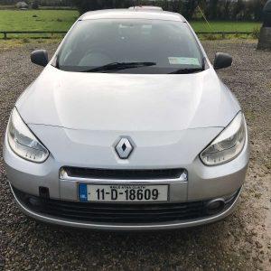 Renault Fluence 2011m.1.5d.Visas dalimis. +37063595900
