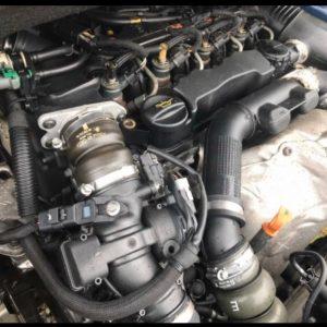 Citroen Grand picasso 08m. 1.6d variklis.