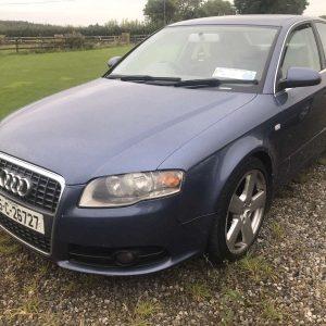 Audi A4 2.0D.2005m.Visas dalimis.+37063595900