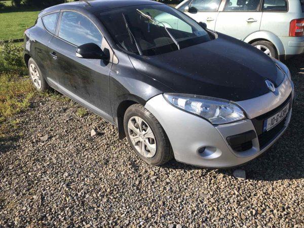 Renault Megane (coupe)2010m.Visas dalimis.+37063595900
