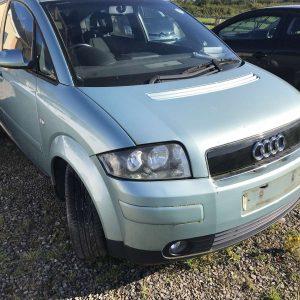 Audi A2. 2005m.1.4 benzinas.Visas dalimis.+37063595900