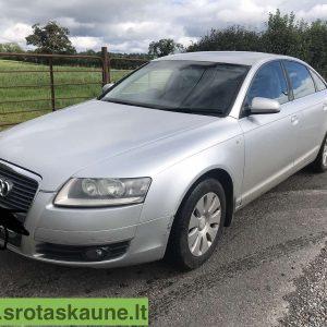 Audi A6. 2.0D.2006m.Visas dalimis.+37063595900