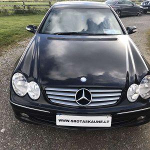 Mercedes CLK 2006m.Automatas.Visas dalimis.+37063595900
