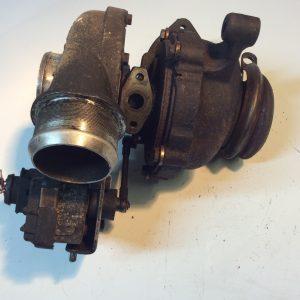 Peugeot 4007 2,2d. 2008m. Generatorius.9662731680